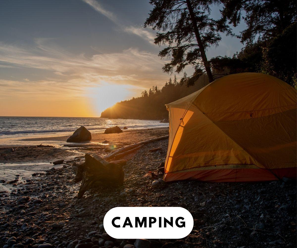 camping, καμπινγ